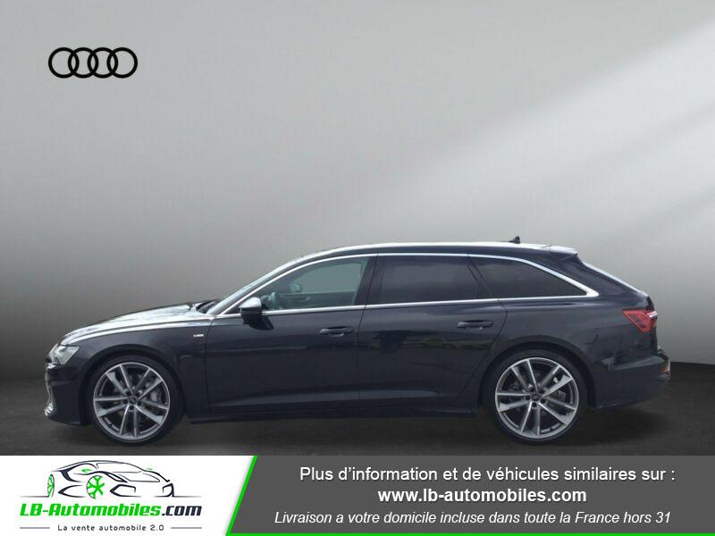 Audi A6 Avant 55 TFSIe 367 ch S tronic Gris occasion à Beaupuy - photo n°15