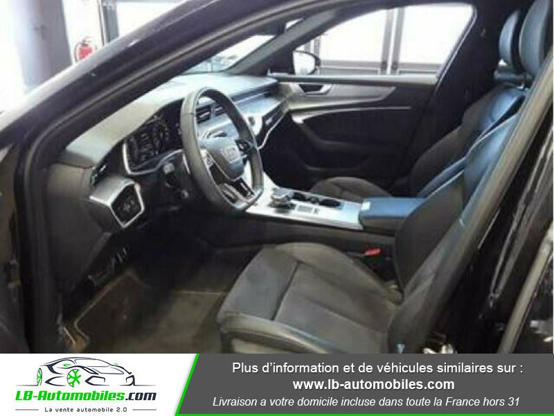 Audi A6 Avant 55 TFSIe 367 ch S tronic Noir occasion à Beaupuy - photo n°2