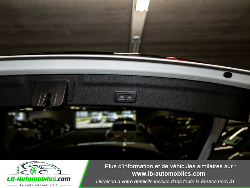 Audi A6 Avant 55 TFSIe 367 ch S tronic Blanc occasion à Beaupuy - photo n°15