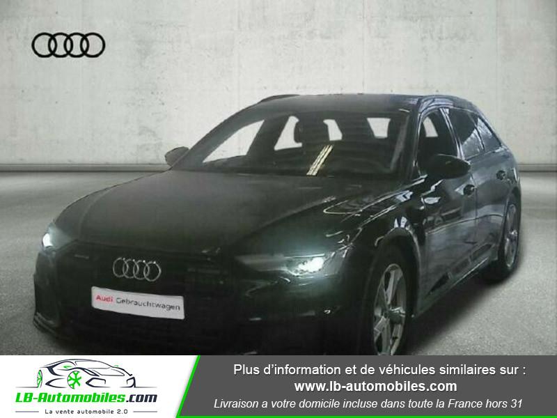 Audi A6 Avant 55 TFSIe 367 ch S tronic Noir occasion à Beaupuy