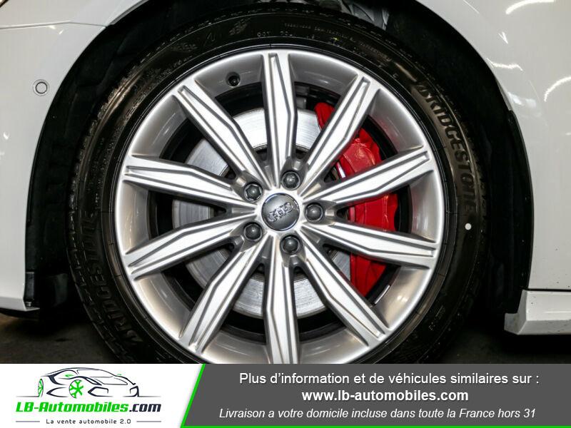 Audi A6 Avant 55 TFSIe 367 ch S tronic Blanc occasion à Beaupuy - photo n°13