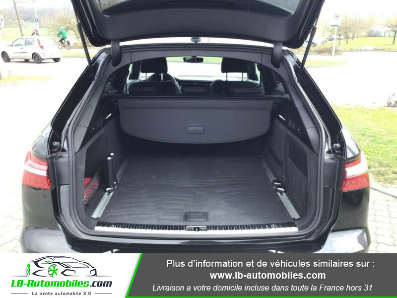 Audi A6 Avant 55 TFSIe 367 ch S tronic Gris occasion à Beaupuy - photo n°9