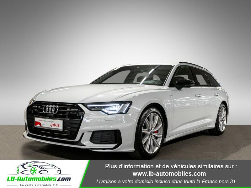 Audi A6 Avant 55 TFSIe 367 ch S tronic Blanc occasion à Beaupuy