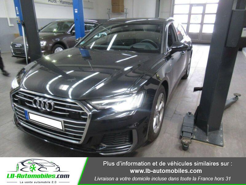 Audi A6 Avant 55 TFSIe 367 ch S tronic Gris occasion à Beaupuy