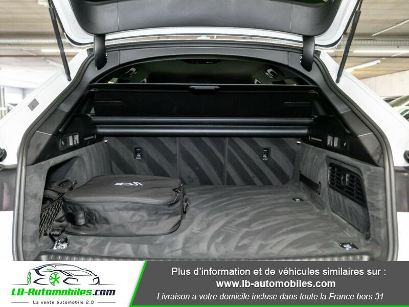 Audi A6 Avant 55 TFSIe 367 ch S tronic Blanc occasion à Beaupuy - photo n°16