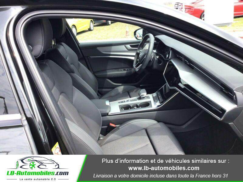 Audi A6 Avant 55 TFSIe 367 ch S tronic Gris occasion à Beaupuy - photo n°8