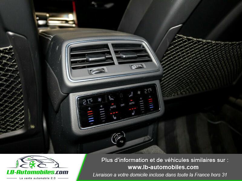 Audi A6 Avant 55 TFSIe 367 ch S tronic Blanc occasion à Beaupuy - photo n°4