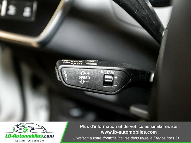 Audi A6 Avant 55 TFSIe 367 ch S tronic Blanc occasion à Beaupuy - photo n°7