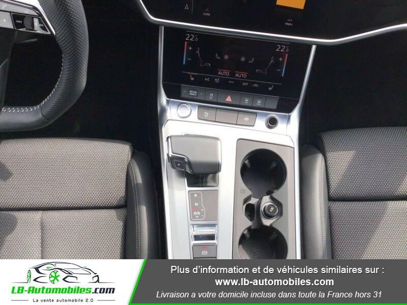 Audi A6 Avant 55 TFSIe 367 ch S tronic Gris occasion à Beaupuy - photo n°4