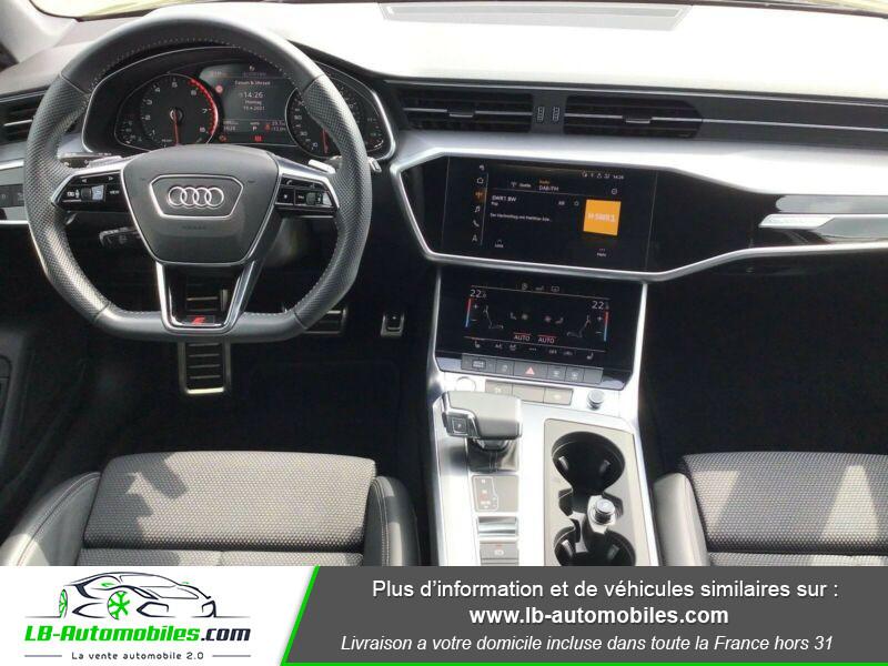 Audi A6 Avant 55 TFSIe 367 ch S tronic Gris occasion à Beaupuy - photo n°2