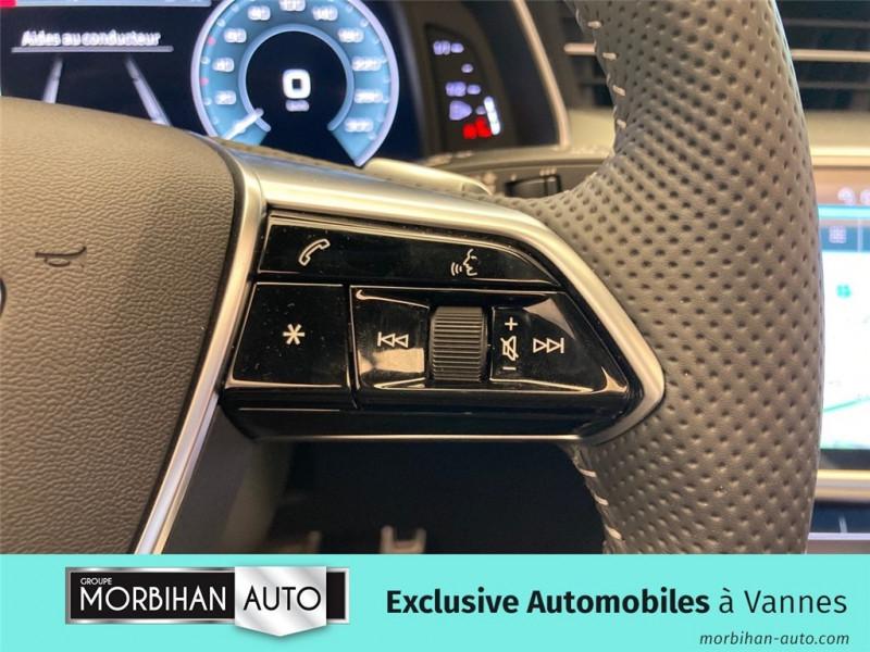 Audi A6 Avant A6 Avant 55 TFSIe 367 ch S tronic 7 Quattro  occasion à Vannes - photo n°12
