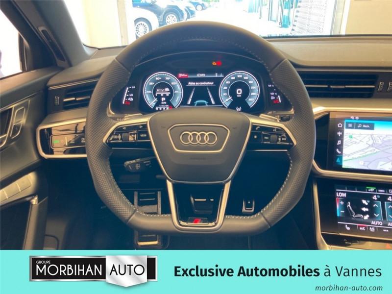 Audi A6 Avant A6 Avant 55 TFSIe 367 ch S tronic 7 Quattro  occasion à Vannes - photo n°7