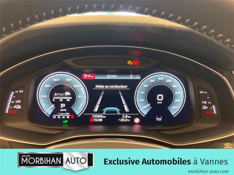 Audi A6 Avant A6 Avant 55 TFSIe 367 ch S tronic 7 Quattro  occasion à Vannes - photo n°8