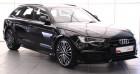 Audi A6 Avant V6 3.0 BiTDI 326 Tiptronic 8 Quattro Compétition Noir à Rouen 76