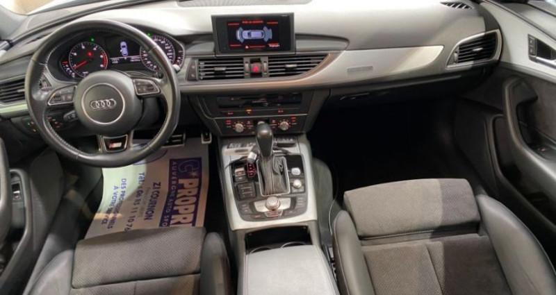 Audi A6 Avant V6 3.0 TDI 272 QUATTRO S LINE S TRONIC Gris occasion à COURNON D'AUVERGNE - photo n°6