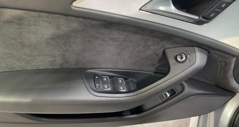 Audi A6 Avant V6 3.0 TDI 272 QUATTRO S LINE S TRONIC Gris occasion à COURNON D'AUVERGNE - photo n°7
