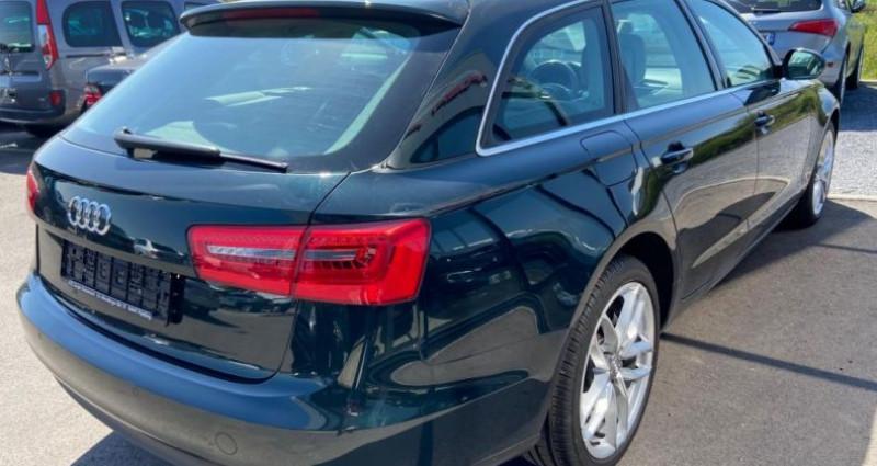 Audi A6 Avant V6 3.0 TDI DPF 204 Ambiente Vert occasion à Bouxières Sous Froidmond - photo n°4