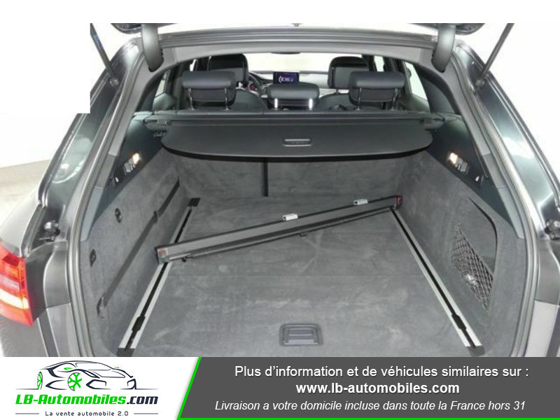 Audi A6 Avant V6 3.0 TDI DPF 204 Quattro Gris occasion à Beaupuy - photo n°4