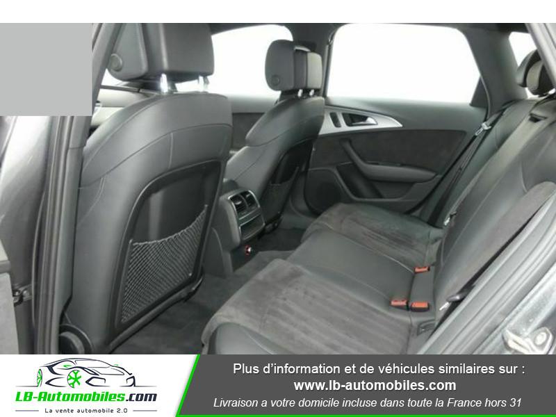Audi A6 Avant V6 3.0 TDI DPF 204 Quattro Gris occasion à Beaupuy - photo n°5