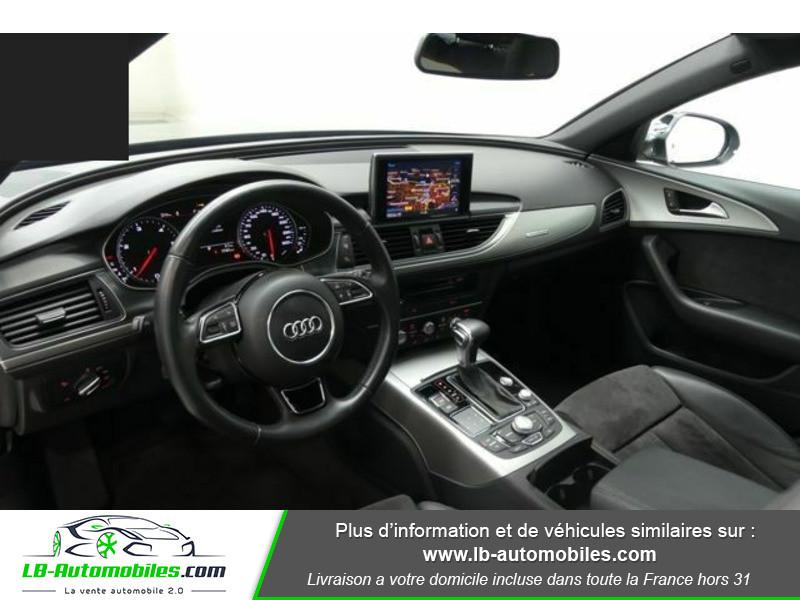 Audi A6 Avant V6 3.0 TDI DPF 204 Quattro Gris occasion à Beaupuy - photo n°7