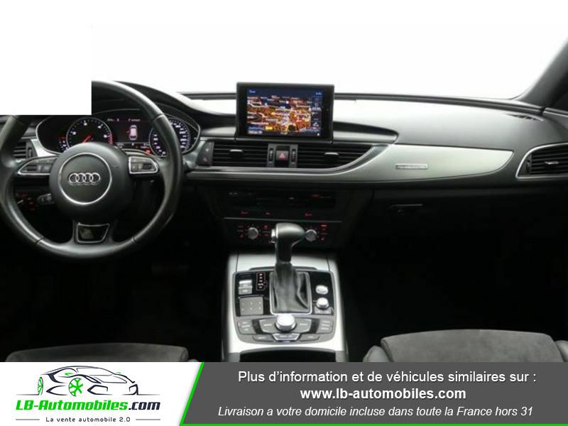 Audi A6 Avant V6 3.0 TDI DPF 204 Quattro Gris occasion à Beaupuy - photo n°2