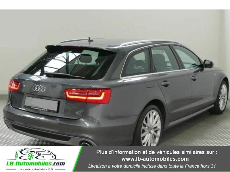 Audi A6 Avant V6 3.0 TDI DPF 204 Quattro Gris occasion à Beaupuy - photo n°3