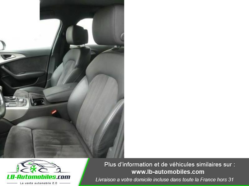 Audi A6 Avant V6 3.0 TDI DPF 204 Quattro Gris occasion à Beaupuy - photo n°8