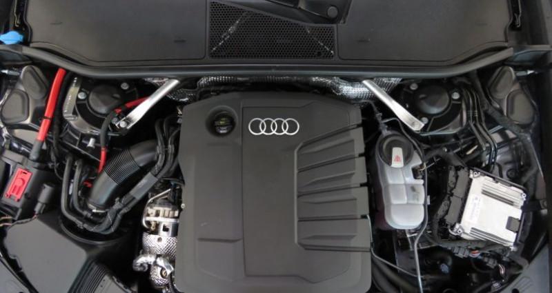 Audi A6 (5E GENERATION) 40 TDI 204 V Design S Tronic Noir occasion à Tours - photo n°4