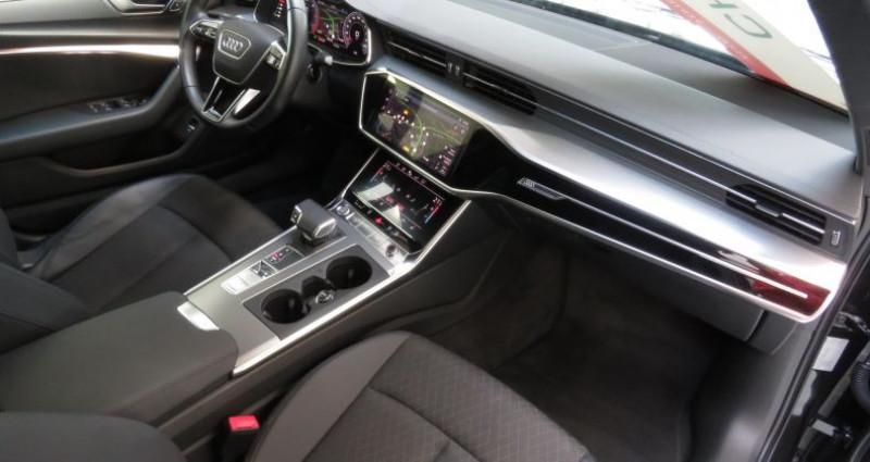 Audi A6 (5E GENERATION) 40 TDI 204 V Design S Tronic Noir occasion à Tours - photo n°3