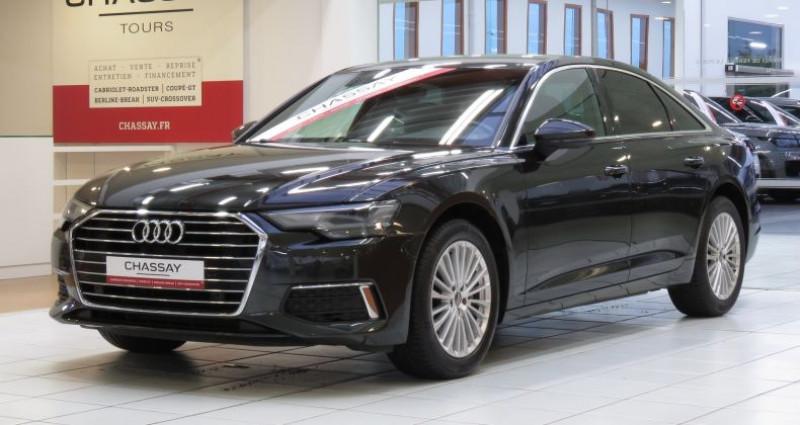 Audi A6 (5E GENERATION) 40 TDI 204 V Design S Tronic Gris occasion à Tours