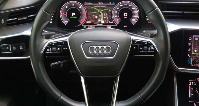 Audi A6 (5E GENERATION) 40 TDI 204 V Design S Tronic Noir occasion à Tours - photo n°7