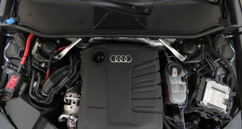 Audi A6 (5E GENERATION) 40 TDI 204 V Design S Tronic Gris occasion à Tours - photo n°4