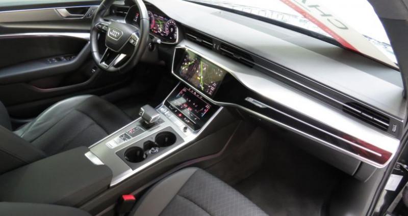 Audi A6 (5E GENERATION) 40 TDI 204 V Design S Tronic Gris occasion à Tours - photo n°3