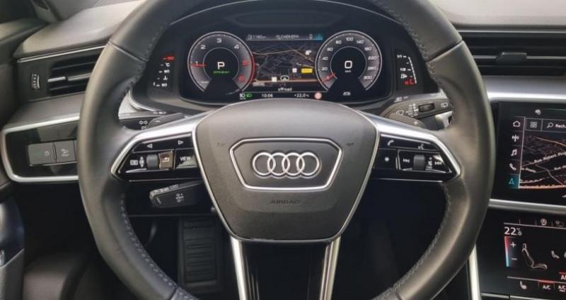 Audi A6 (5E GENERATION) AVANT 40 TDI 204 V AVANT Sport S Tronic Noir occasion à Tours - photo n°6