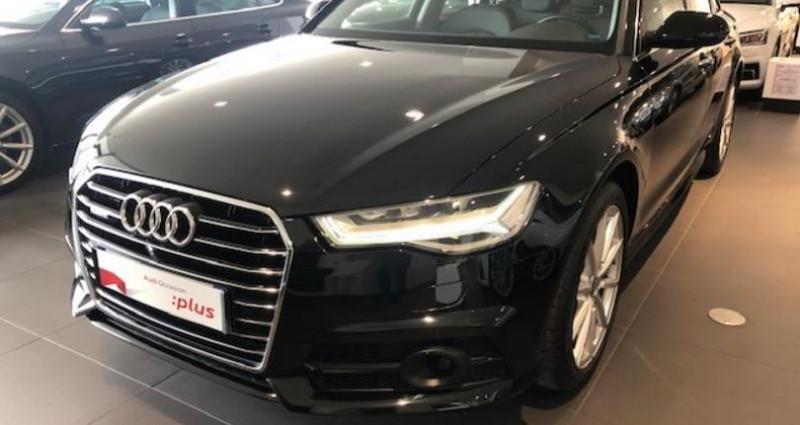 Audi A6 2.0 TDI 190ch Avus quattro S tronic 7 Noir occasion à Paris
