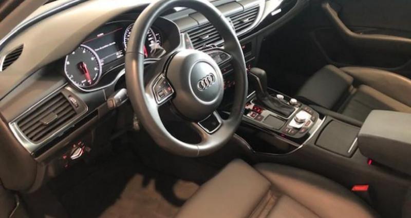 Audi A6 2.0 TDI 190ch Avus quattro S tronic 7 Noir occasion à Paris - photo n°5