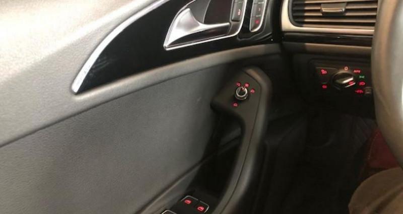 Audi A6 2.0 TDI 190ch Avus quattro S tronic 7 Noir occasion à Paris - photo n°4