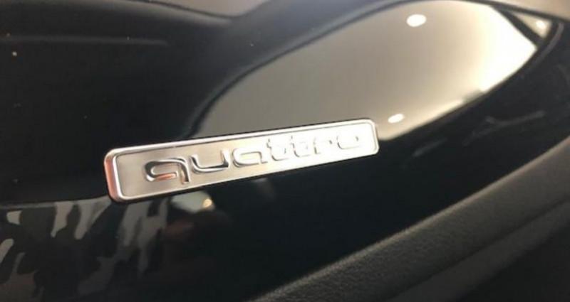 Audi A6 2.0 TDI 190ch Avus quattro S tronic 7 Noir occasion à Paris - photo n°3