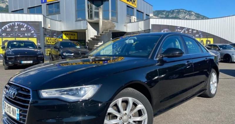 Audi A6 2.0 TDI 190CH ULTRA AMBITION LUXE S TRONIC 7 Noir occasion à VOREPPE