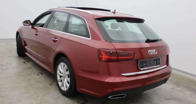 Audi A6 2.0 TDi Rouge occasion à QUEVAUCAMPS - photo n°5