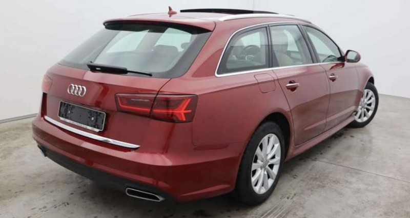 Audi A6 2.0 TDi Rouge occasion à QUEVAUCAMPS - photo n°4