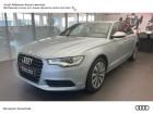 Audi A6 2.0 TFSI 245ch hybrid Avus Tiptronic Gris à Lannion 22