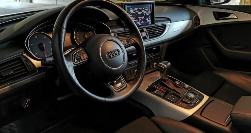 Audi A6 3.0 TDI 204 CV SLINE QUATTRO BVA Noir occasion à Charentilly - photo n°5