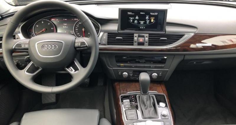 Audi A6 3.0 V6 TDI 218ch Ambition Luxe quattro S tronic 7 Noir occasion à La Rochelle - photo n°6