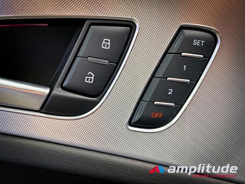 Audi A6 3.0 V6 TDI 272ch Ambition Luxe quattro S tronic 7 Bleu occasion à Dijon - photo n°16