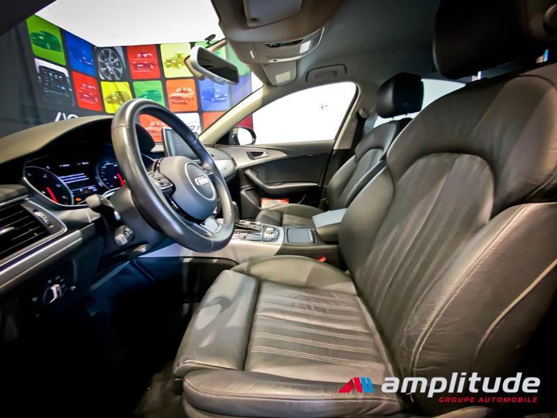 Audi A6 3.0 V6 TDI 272ch Ambition Luxe quattro S tronic 7 Bleu occasion à Dijon - photo n°13