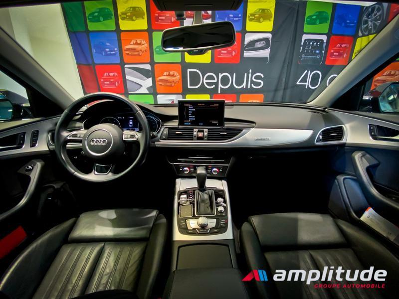 Audi A6 3.0 V6 TDI 272ch Ambition Luxe quattro S tronic 7 Bleu occasion à Dijon - photo n°20