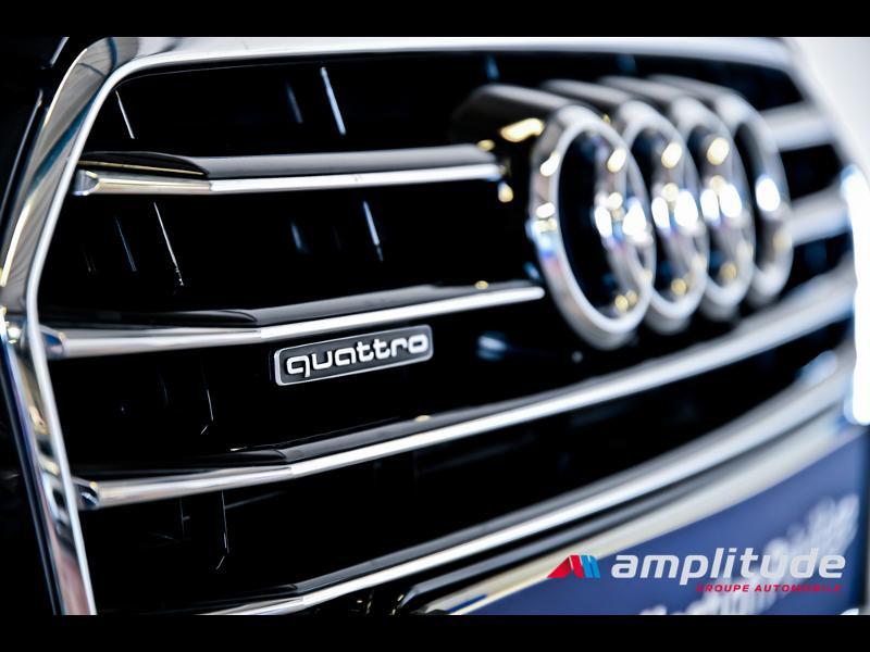 Audi A6 3.0 V6 TDI 272ch Ambition Luxe quattro S tronic 7 Bleu occasion à Dijon - photo n°12