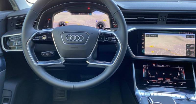 Audi A6 35 TDI 163 ch S tronic 7 Business Executive Gris occasion à Lons Le Saunier - photo n°7