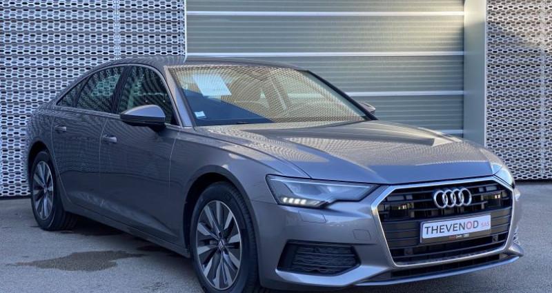 Audi A6 35 TDI 163 ch S tronic 7 Business Executive Gris occasion à Lons Le Saunier